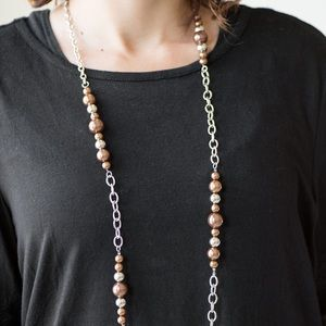 Jewelry - Lady Boss Long Necklace